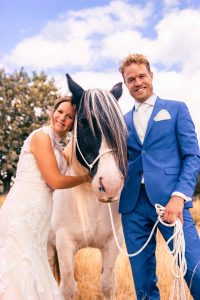 portfolio van perfecte bruiloften