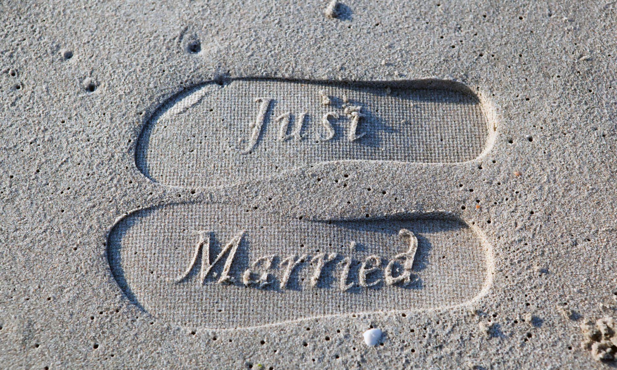 ultieme huwelijksreizen just married