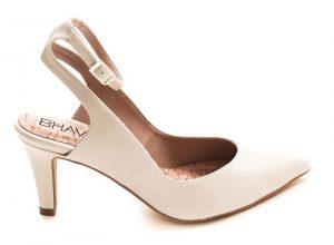 Schoenen voor een veganistische bruiloft