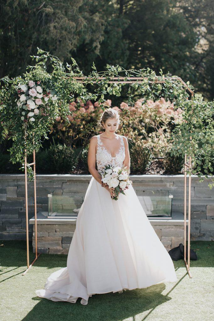 de mooiste backdrops voor je bruiloft