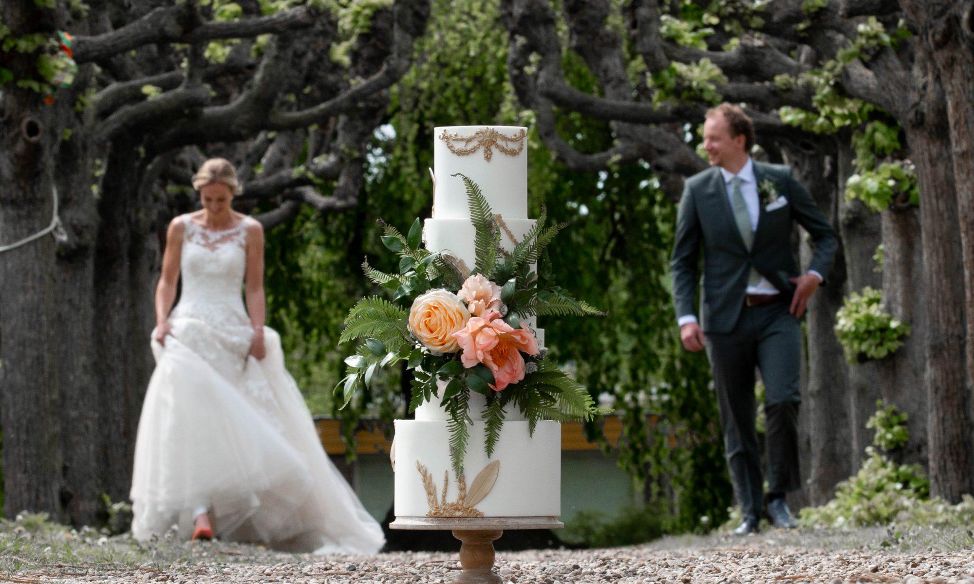 Mooi impressie van het werk van Perfecte Bruiloften, neem contact op