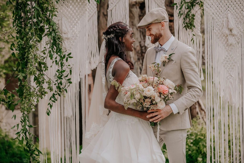 Mooie foto's van styled wedding shoot in Diemen