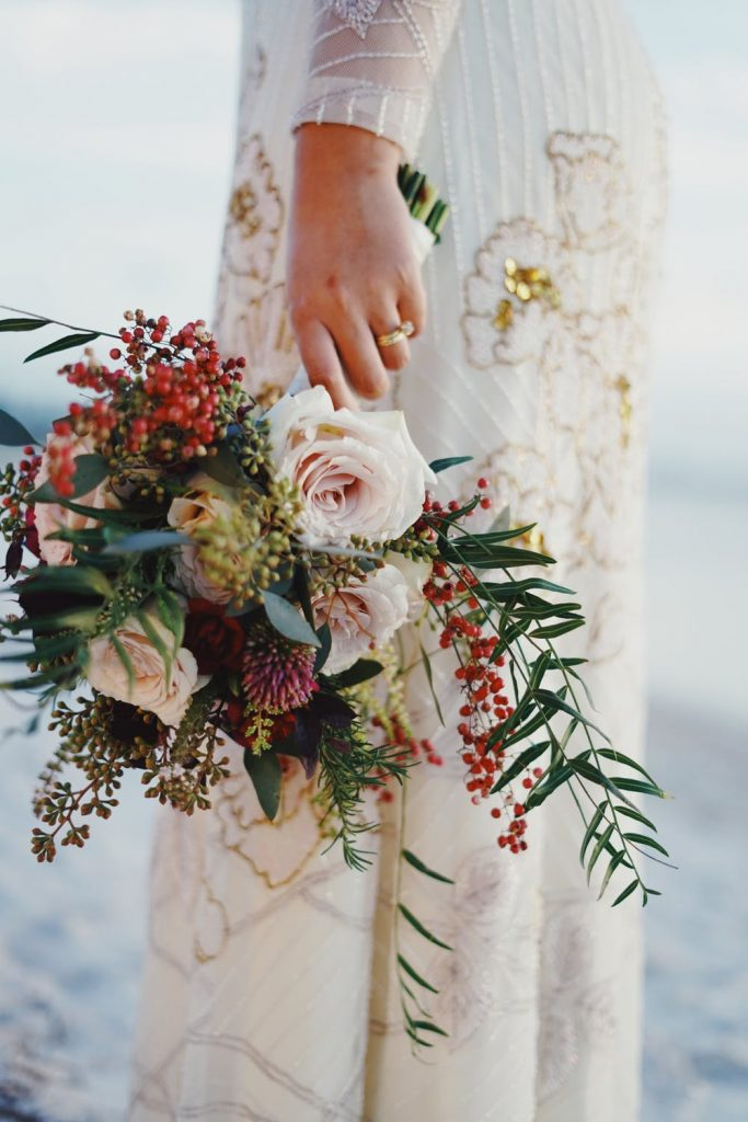 bruidsboeket herfst
