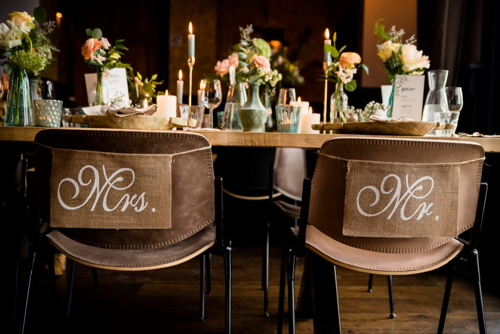 mooie styled table