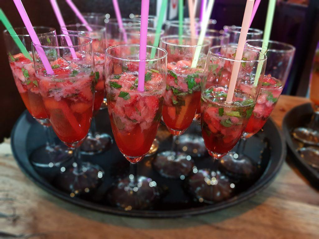 heerlijk frisse zomerdrankjes