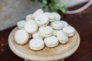 macarones voor sweet table