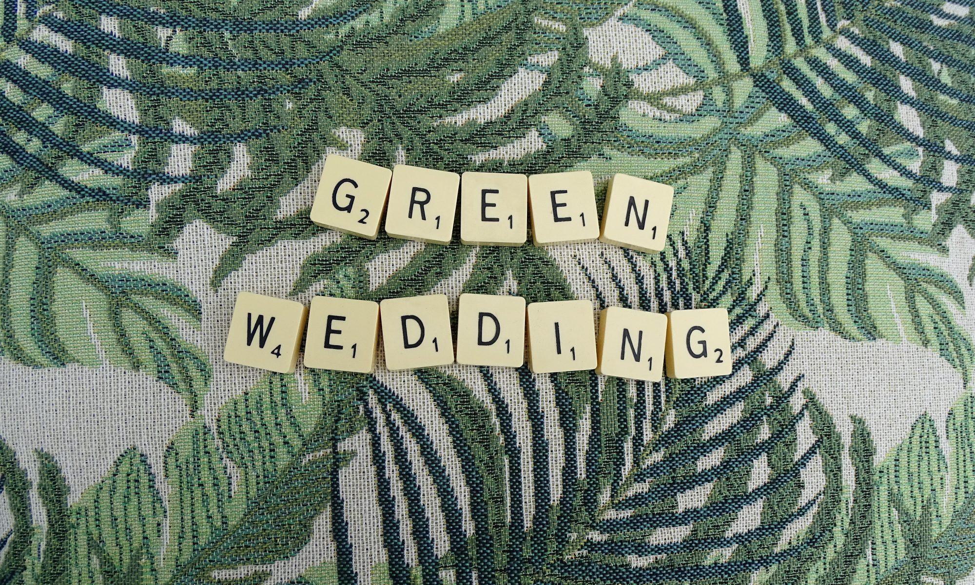 green wedding in netherlands