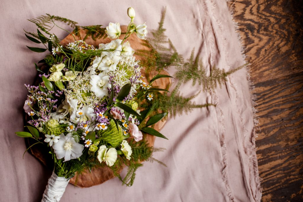 inspiratie voor een green wedding