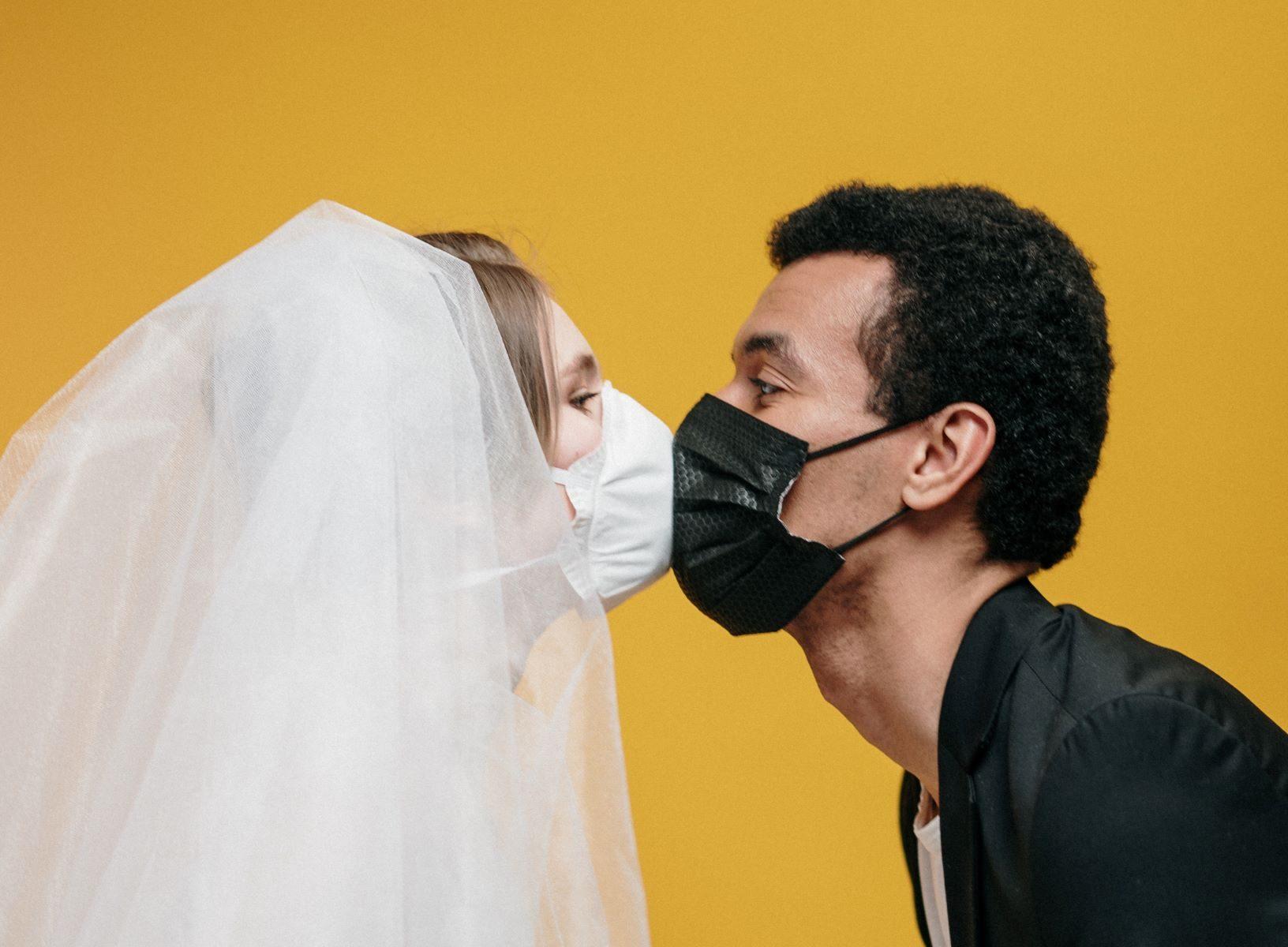 trouwen in coronatijd