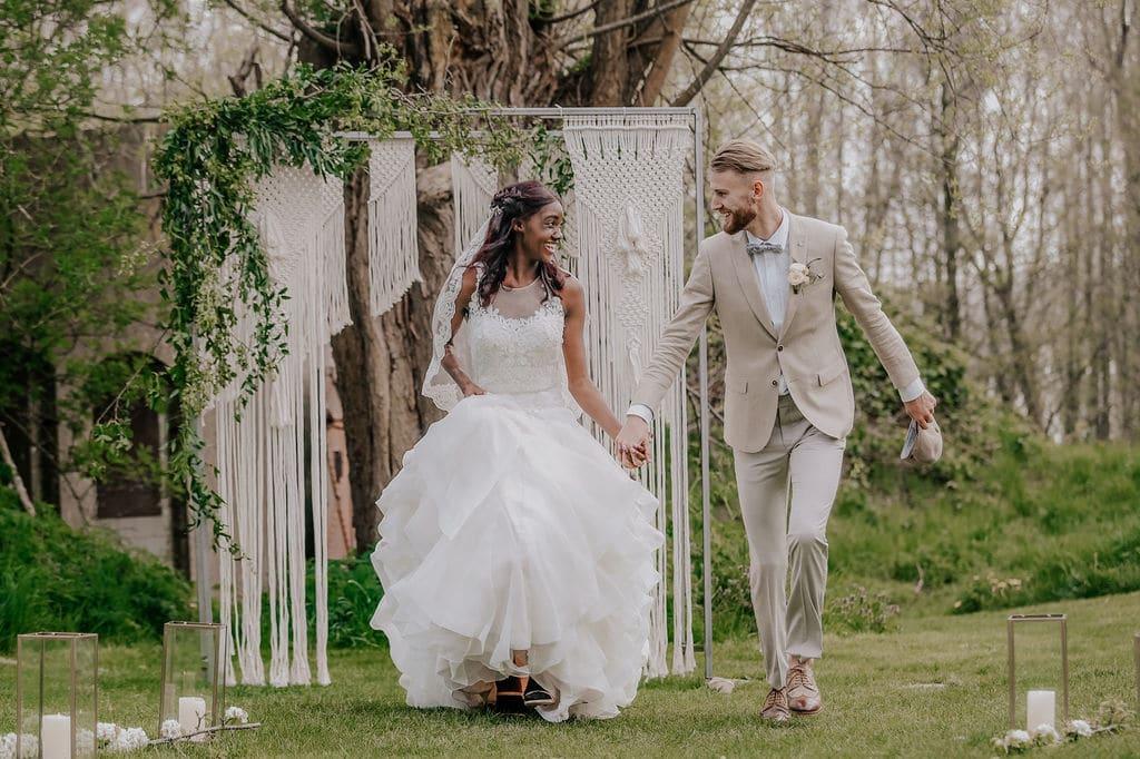 tips voor uitzoeken van je trouwjurk