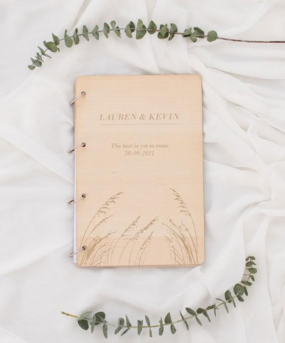 Op zoek naar origineel gastenboek